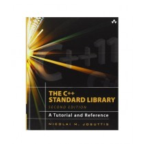 The C++ Standard Library Book 2nd Edition
