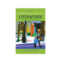 The Compact Bedford Introduction to Literature Book 10th Edition