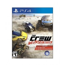 The Crew Wild Run Edition Game For PS4