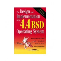 The Design and Implementation of the 4.4 BSD Operating System Book