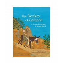 The Donkey of Gallipoli Book