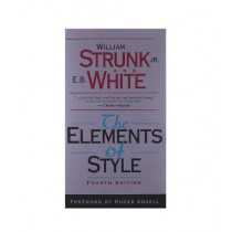 The Elements of Style Book 4th Edition