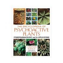 The Encyclopedia of Psychoactive Plants Book