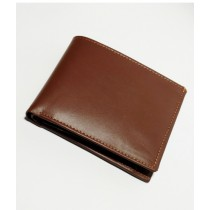 The Fashion Leather Special Wallet For Men Brown (W003)