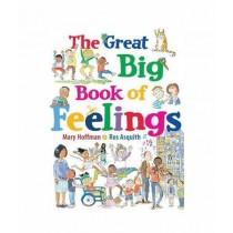 The Great Big Book Of Feelings Book