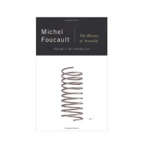 The History of Sexuality Michel Foucault Vol. 1 Book