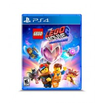 The LEGO Movie 2 Videogame Game For PS4
