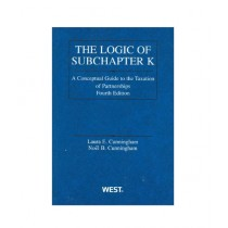 Logic of Subchapter K Book 4th Edition