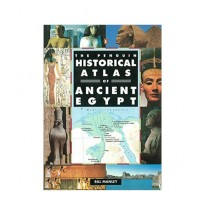 The Penguin Historical Atlas of Ancient Egypt Book Later Printing Edition