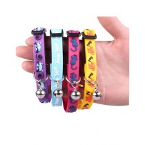 The Pet Store Cat Collar With Bell