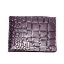 The Smart Shop Crocodile Design Leather Wallet For Men (0256)