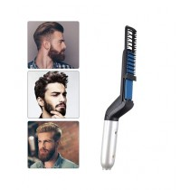 The Smart Shop Hair & Beard Straightener Comb For Men (0678)