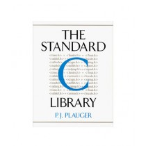 The Standard C Library Book 1st Edition