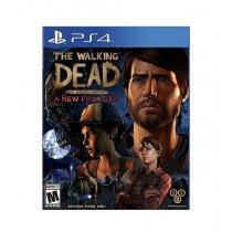The Walking Dead A New Frontier Game For PS4