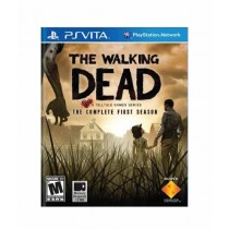 The Walking Dead Game For PS Vita