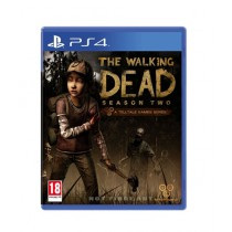 The Walking Dead: Season 2 Game For PS4