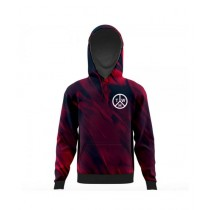 The Warehouse Abstract All Over Printed Hoodie For Men (AO-HOOD-192)