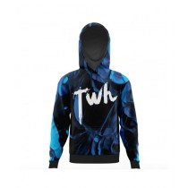 The Warehouse Abstract All Over Printed Hoodie For Men (AO-HOOD-198)