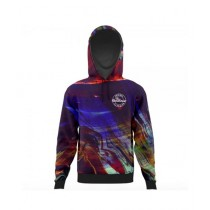 The Warehouse Abstract All Over Printed Hoodie For Men (AO-HOOD-201)