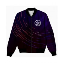 The Warehouse Abstract All Over Printed Jacket For Men (AO-JACKET-221)
