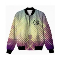The Warehouse Abstract All Over Printed Jacket For Men (AO-JACKET-222)