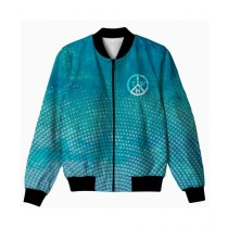 The Warehouse Abstract All Over Printed Jacket For Men (AO-JACKET-223)