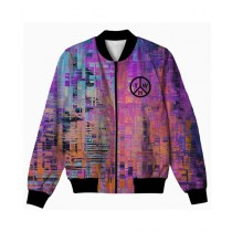The Warehouse Abstract All Over Printed Jacket For Men (AO-JACKET-224)