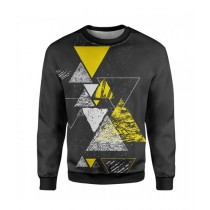 The Warehouse Abstract Printed Sweatshirt For Unisex (SS-02)