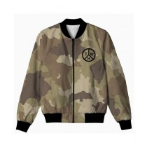 The Warehouse Camouflage All Over Printed Jacket For Men (AO-JACKET-228)