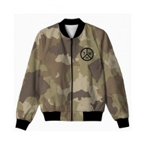 The Warehouse Camouflage All Over Printed Jacket For Unisex (AO-JACKET-228)