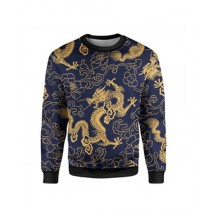The Warehouse Dragon Printed Sweatshirt For Unisex (SS-12)