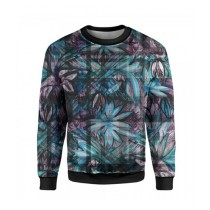 The Warehouse Floral Paint Art Printed Sweatshirt For Unisex (SS-15)