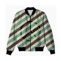 The Warehouse Stripes All Over Printed Jacket For Men (AO-JACKET-230)