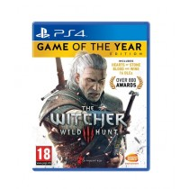 The Witcher 3 Game Of The Year Edition Game For PS4