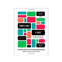 They Say / I Say Book 3rd Edition