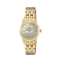 Tissot Classic Women's Watch Gold Tone (T0332103311100)