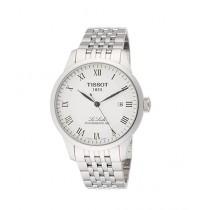 Tissot Powermatic Men's Watch Silver (T0064071103300)