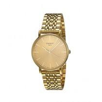Tissot T-Classic Men's Watch Gold (T1094103302100)