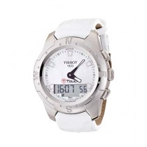 Tissot T-Touch Women's Watch White (T0472204611600)