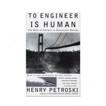 To Engineer Is Human Book