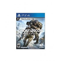 Tom Clancy's Ghost Recon Breakpoint Game For PS4