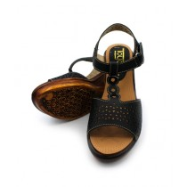 Toyo Shoes Heels For Women Black (1035)