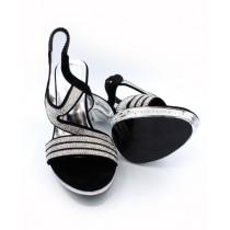 Toyo Shoes Heels For Women Black (614)
