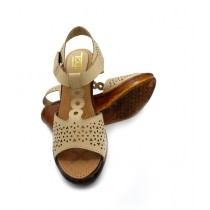 Toyo Shoes Heels For Women Fawn (1035)