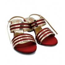 Toyo Shoes Heels For Women Red (1012)