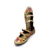 Toyo Shoes Pumps For Women Fawn (62)
