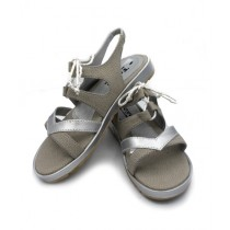 Toyo Shoes Strappy Sandals For Women Gray (712)