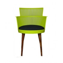 Traditions Pk BRET Interior Chair Green
