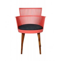 Traditions Pk BRET Interior Chair Red