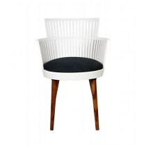 Traditions Pk BRET Interior Chair White